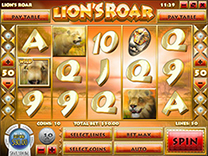 Lion's Roar slot