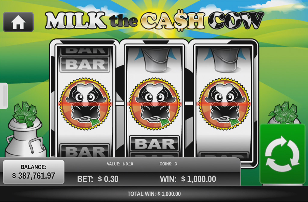 Milk The Cash Cow Slot - Play Online Slots for Free